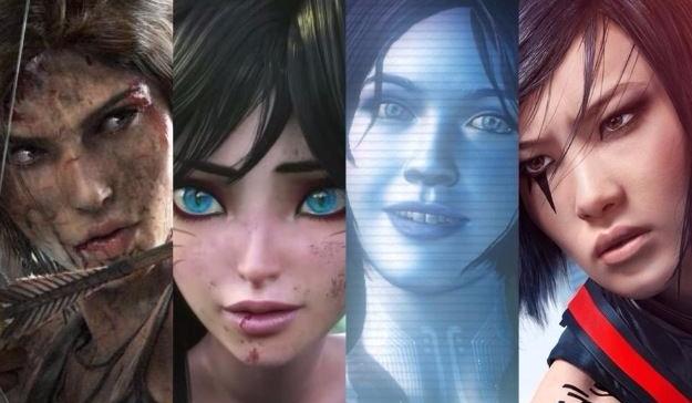 Którą bohaterką z gier jesteś?