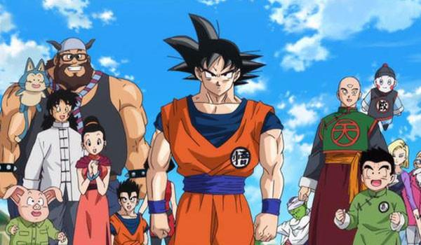 """Którą postacią z """"Dragon Ball Z"""" jesteś?"""