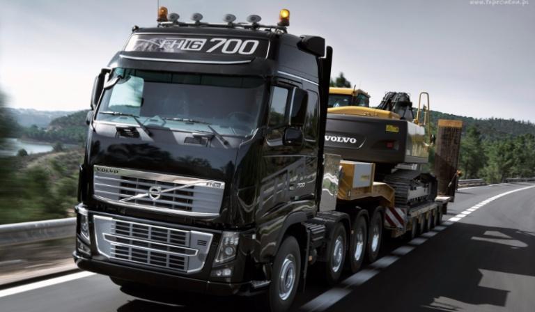 Czy uda Ci się odgadnąć co to za model ciężarówki?