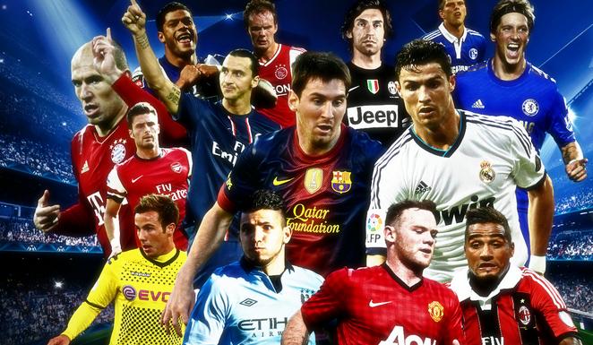 Którym piłkarzem jesteś?