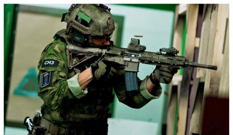 Co wiesz o wojskach specjalnych?