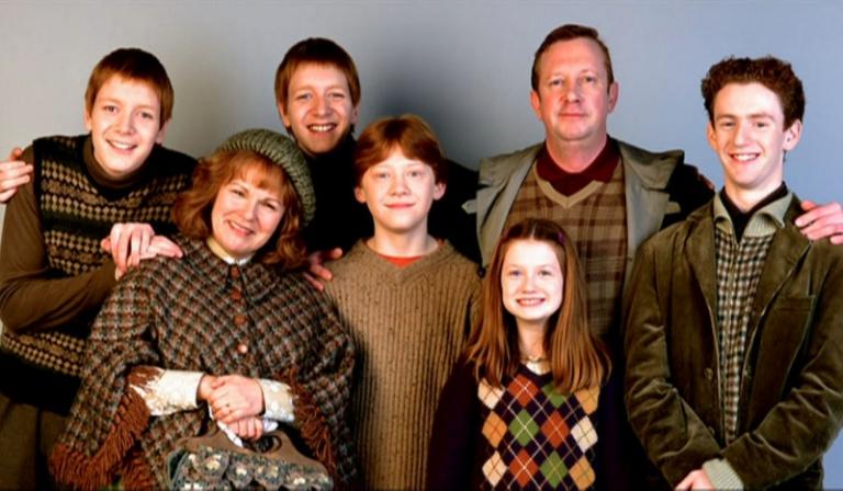Kim z rodziny Weasleyów jesteś?