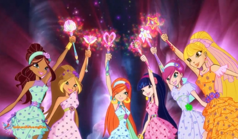 Którą czarodziejką z serialu Club Winx jesteś?
