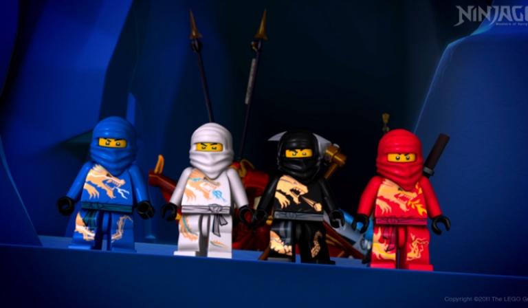 Jak dobrze znasz cztery odcinki pilotażowe z Lego Ninjago?