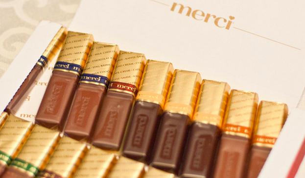 Którą czekoladką Merci jesteś?