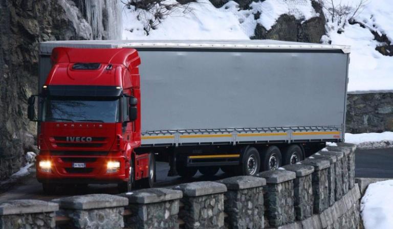 Jakim kierowcą ciężarówki byłbyś?