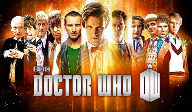 """Czy jesteś fanem """"Doctora Who""""?"""