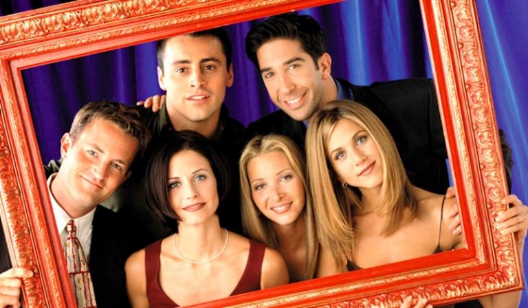 """Którą postacią z serialu """"Przyjaciele"""" jesteś?"""