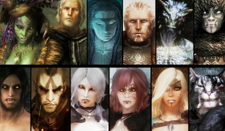 Kim powinieneś być w Skyrim?