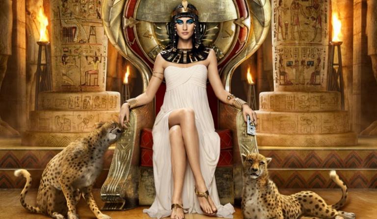 Do której starożytnej władczyni jesteś podobna?