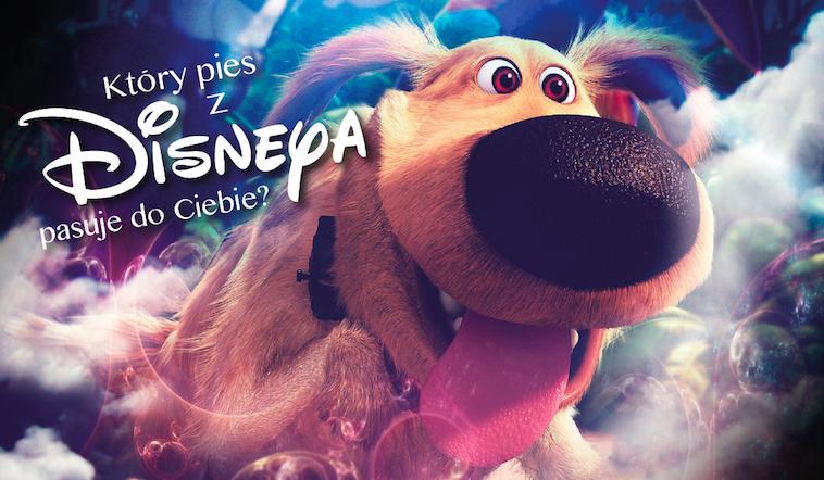 Który pies z Disneya do Ciebie pasuje?