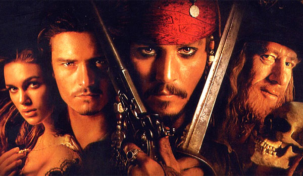 """Jak dobrze znasz serię """"Piraci z Karaibów""""?"""