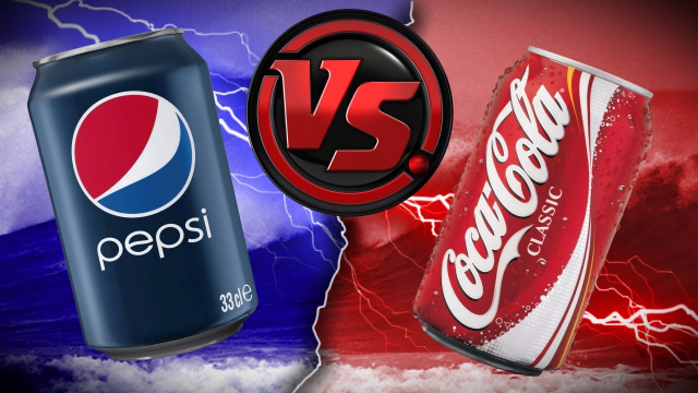pepsi co and coca cola co For example coca-cola and pepsi, two similar companies competing for the same market can employ these strategies to outdo each other differentiation is a marketing strategy where a company produces goods that are different from those offered by other companies.