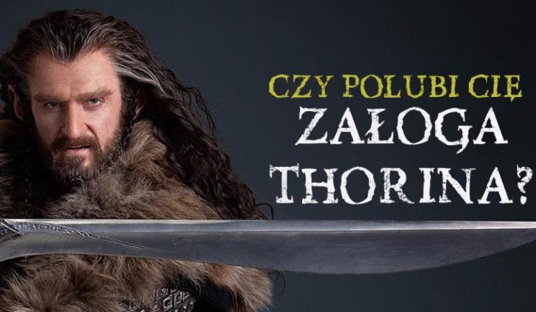 Czy polubi Cię załoga Thorina?