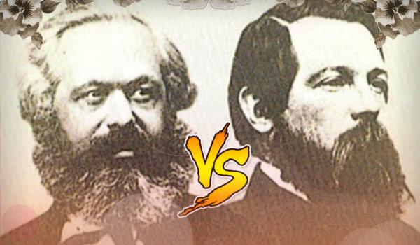 Który z ojców komunizmu mógłby być Twoim mężem?