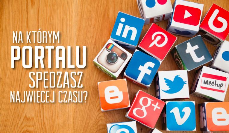 Czy zgadniemy, na którym portalu społecznościowym spędzasz najwięcej czasu?