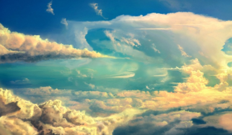 Czy uda Ci się odgadnąć jakie to chmury?