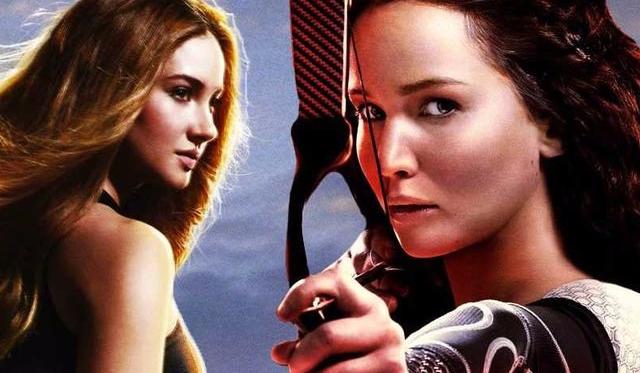 Bardziej przypominasz Katniss Everdeen czy Tris Prior?