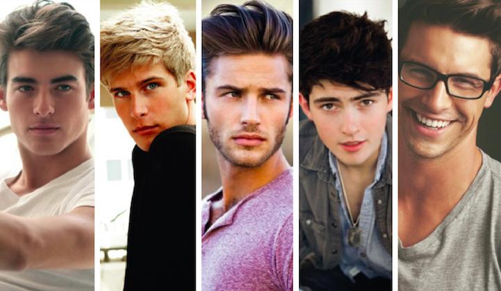 Który z pięciu chłopaków będzie najlepszy dla Ciebie?