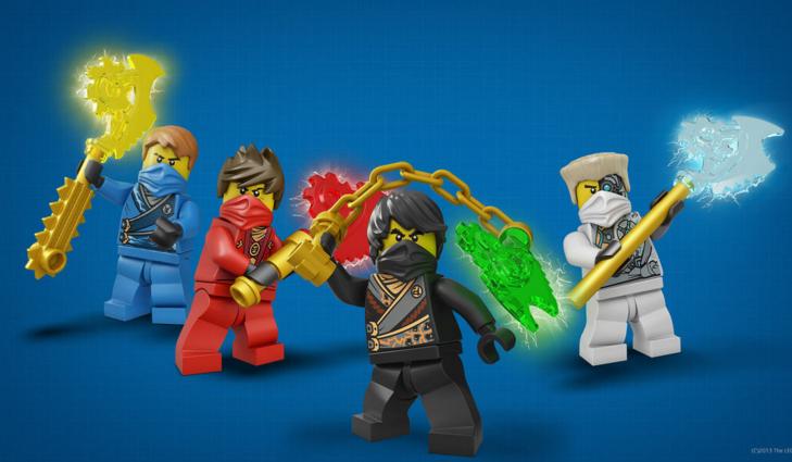 Po którym Ninja z Ninjago odziedziczysz żywioł?