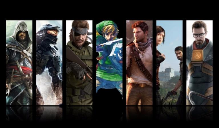 Którym bohaterem z gier komputerowych jesteś?