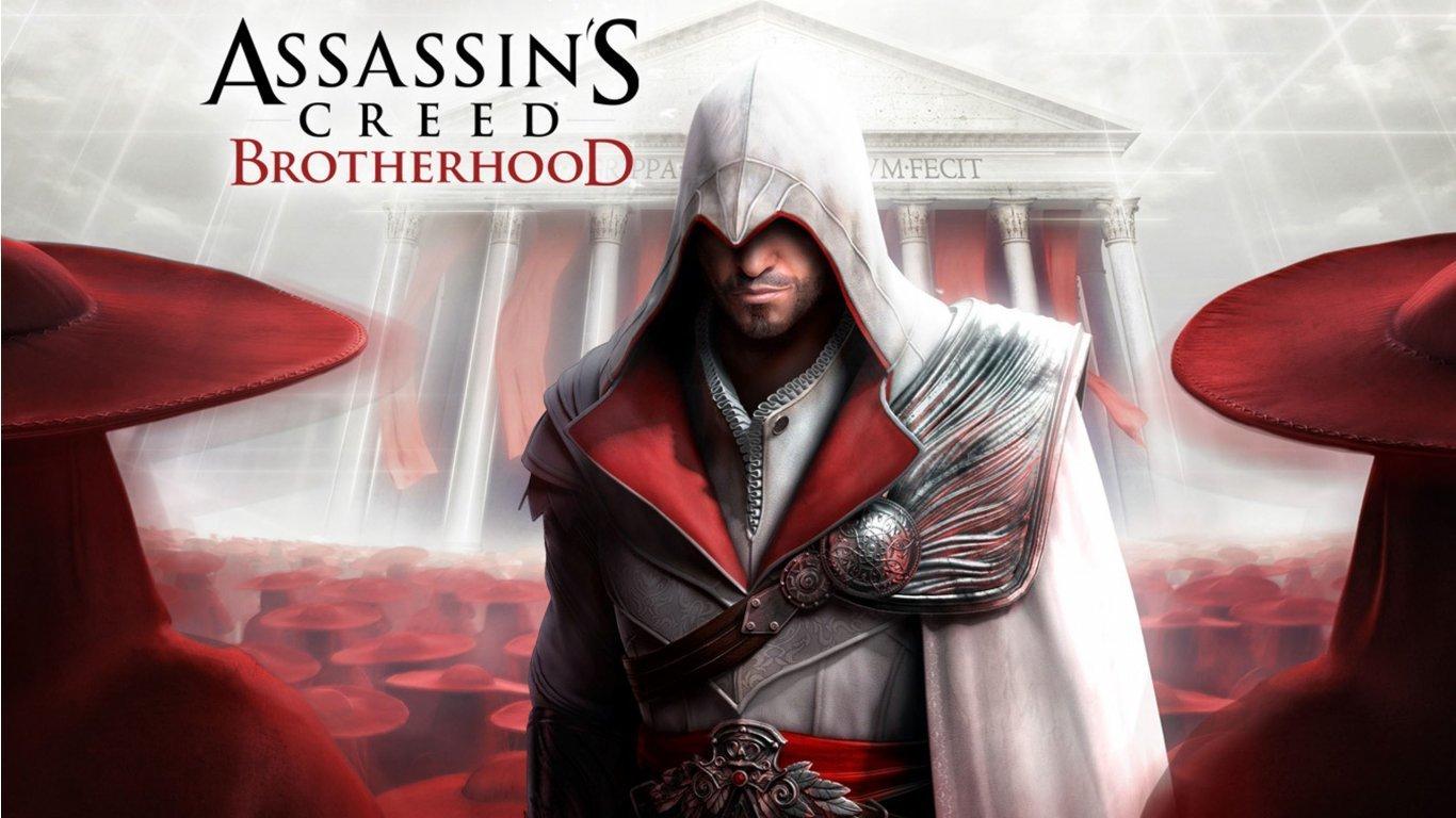 "Jak dobrze znasz ""Assassin's Creed: Brotherhood""?"
