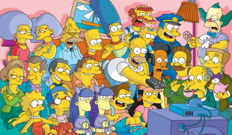 """Którą postacią z """"The Simpsons"""" jesteś?"""