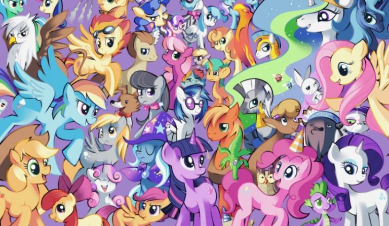 Którym kucykiem z My Little Pony jesteś?