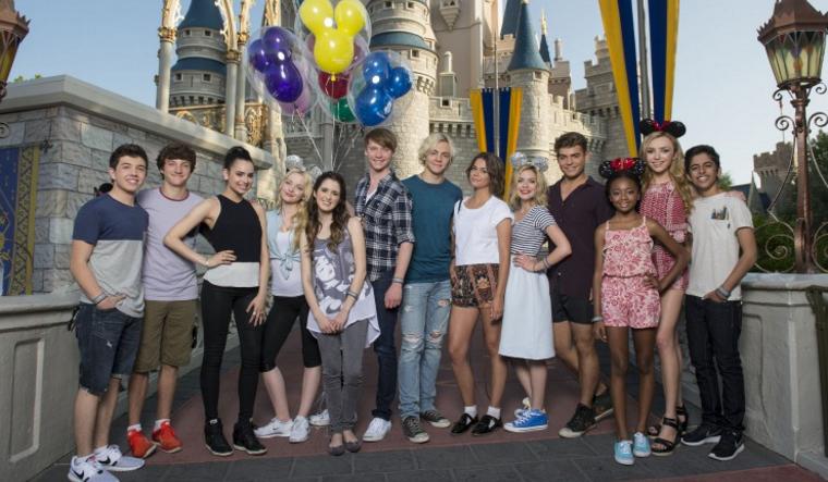 Którą gwiazdą z Disney Channel jesteś?
