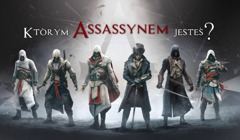 Którym Assassynem jesteś?