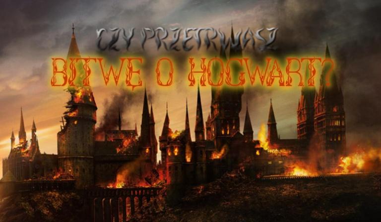 Czy przetrwasz Bitwę o Hogwart?