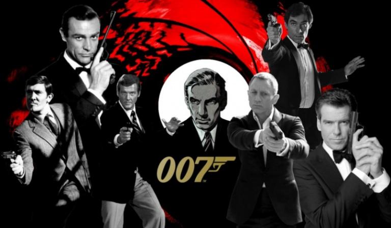 Jak dobrze znasz serię filmów o Jamesie Bondzie?