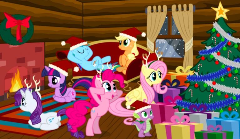"""Którym kucykiem z """"My Little Pony"""" jesteś?"""