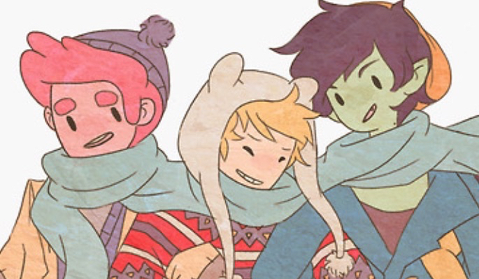 Który z chłopaków z Adventure Time coś do Ciebie czuje?