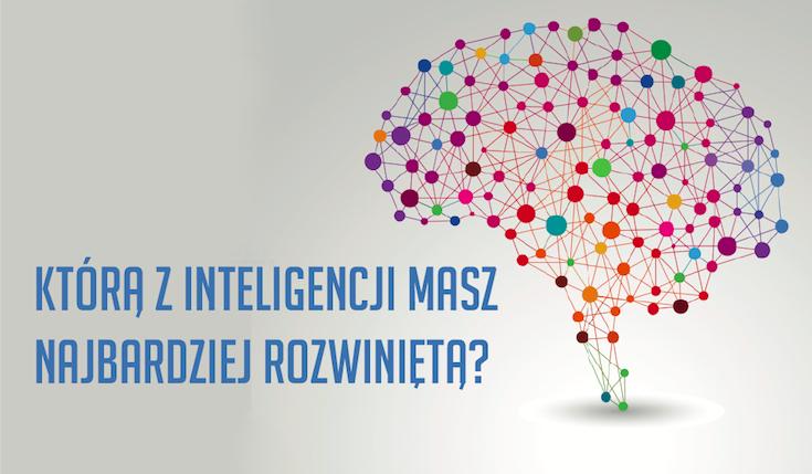 Którą z inteligencji masz najbardziej rozwiniętą?