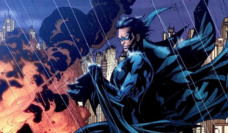 Co myśli o Tobie Nightwing?