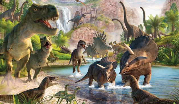 Czy dobrze znasz się na dinozaurach?