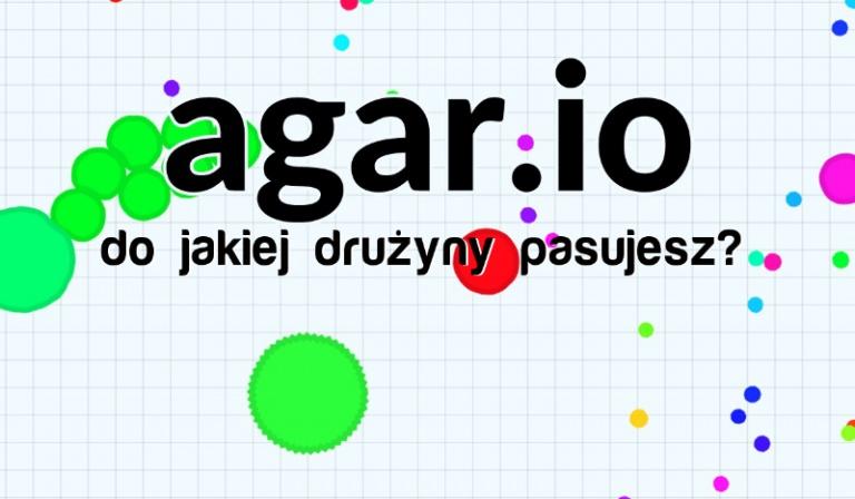 """Do jakiej drużyny z """"Agar.io"""" najbardziej pasujesz?"""