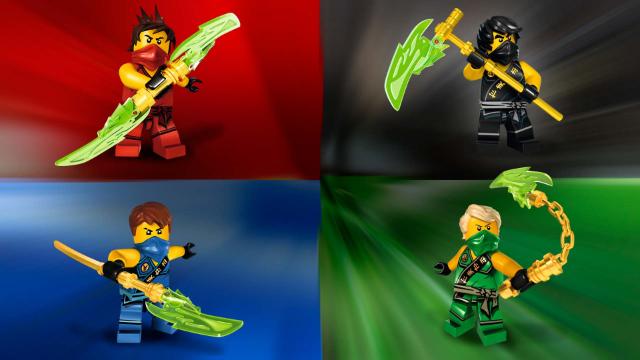 Jak Dobrze Znasz Iv Sezon Lego Ninjago Reaktywacja Samequizy