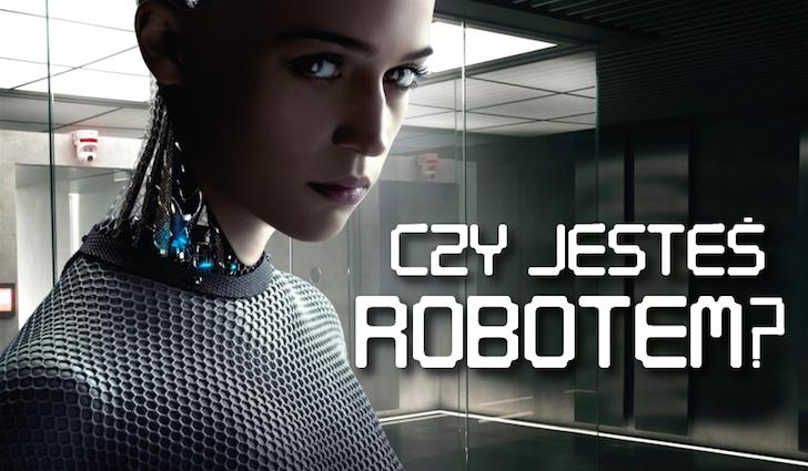 Czy jesteś robotem?