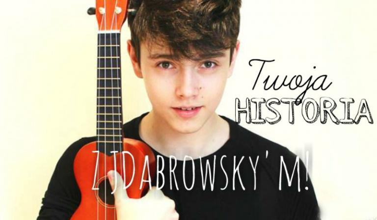 Twoja historia z JDabrowsky'm!