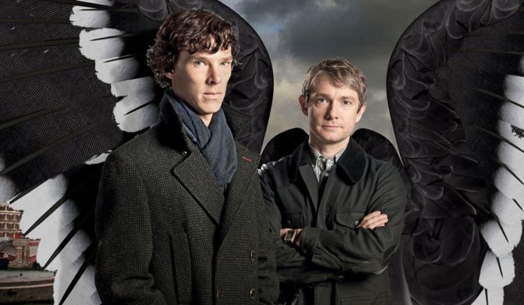 Czy jesteś prawdziwym fanem serialu Sherlock?
