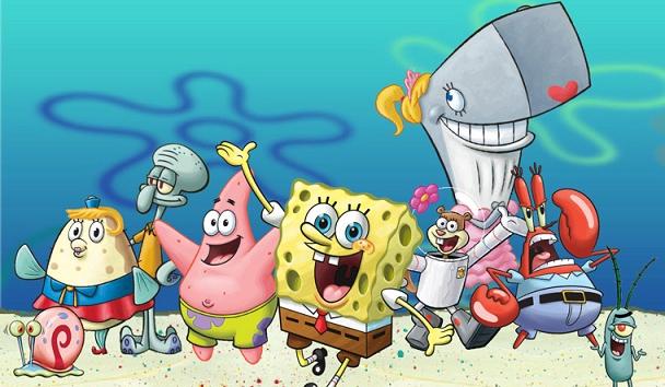Jak dużo wiesz o SpongeBobie?