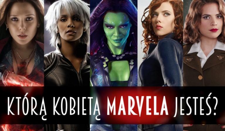 Którą kobietą Marvela jesteś?