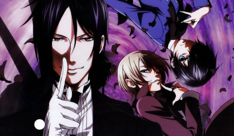 Jak dobrze znasz anime Kuroshitsuji?