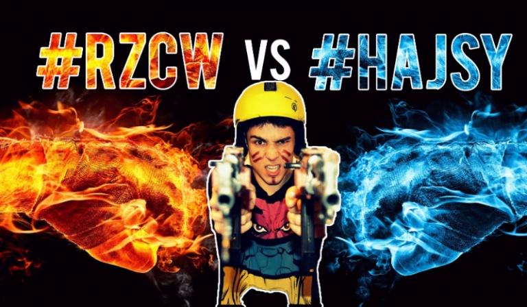 Na podstawie jednego pytania odgadniemy, czy jesteś #RZCW czy hajsownikiem Gimpera!