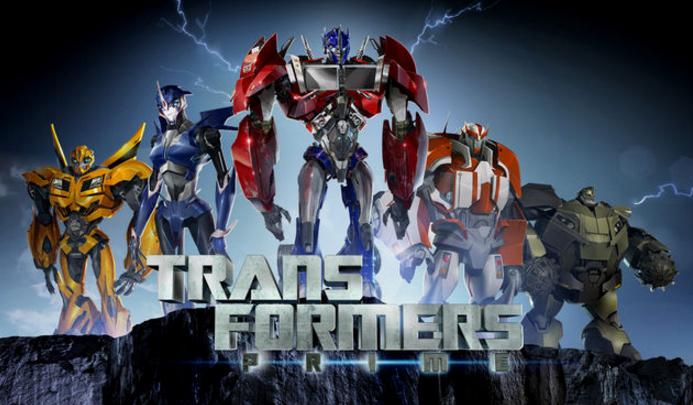 """Którego transformersa z """"Transformers Prime"""" przypominasz?"""