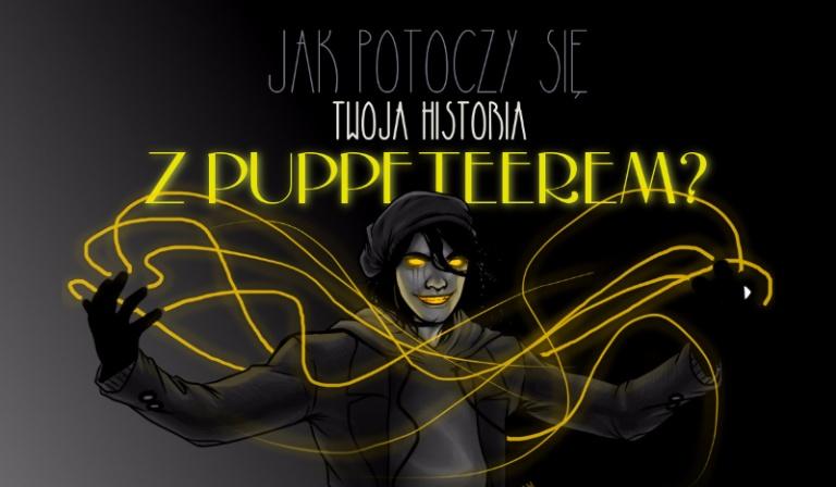 Jak potoczy się Twoja historia z Puppeteerem?