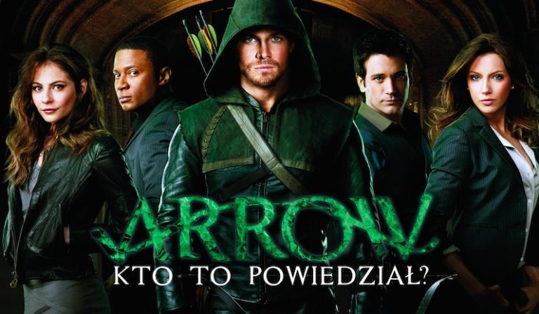 Czy rozpoznasz kto wypowiedział ten tekst? Sprawdź swoją wiedzę na temat Arrowa!