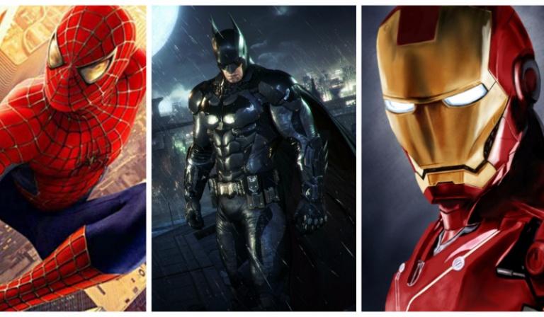 Który superbohater mógłby być Twoim chłopakiem?